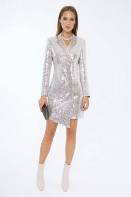 Платье LaVeLa L10176 золотой