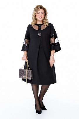 Платье Pretty 1204 черный