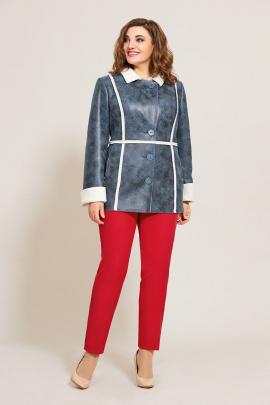 Куртка Магия Стиля М-2508 синий