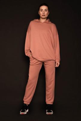 Спортивный костюм VG Collection 401 розовый