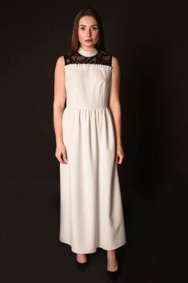 Платье VG Collection 186 белый