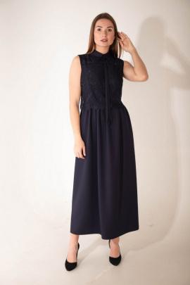 Платье VG Collection 179/1 синий