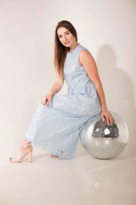 Платье VG Collection 180 голубой