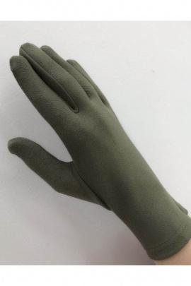 Перчатки ACCENT 1711б оливковый