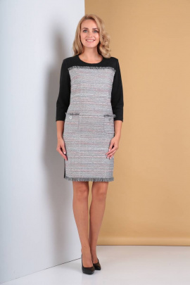 Платье Moda Versal П2215 жаккард