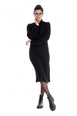 Платье IUKONA 5004 черный