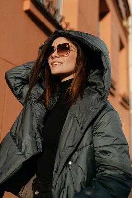 Куртка Kod.wear 102 изумруд