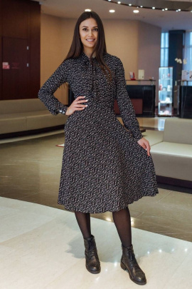 Платье LULA.BY LY2020FLWM