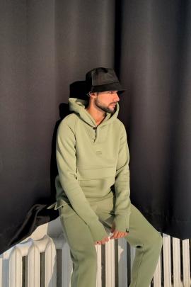 Худи Rawwwr clothing 041 олива