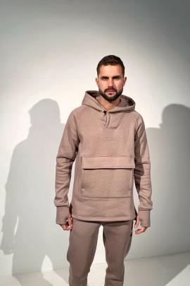 Худи Rawwwr clothing 041 пудра
