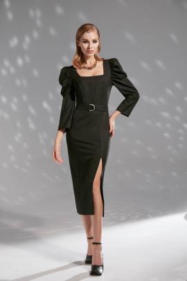 Платье VIZANTI 8096 черный