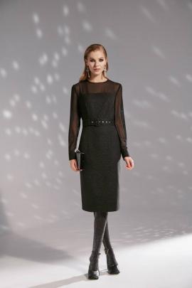Платье VIZANTI 8162 черный
