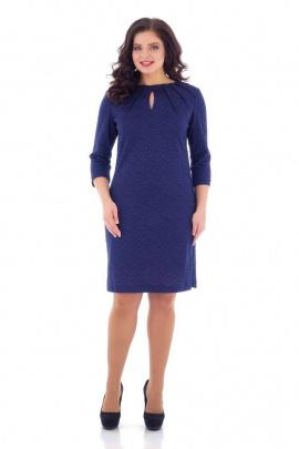 Платье Almila-Lux 1001 синий