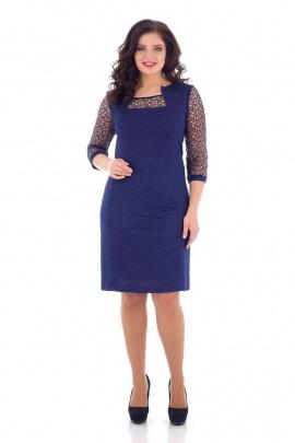 Платье Almila-Lux 187 синий