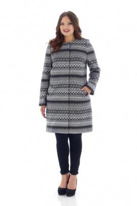Пальто Almila-Lux 3000 серый
