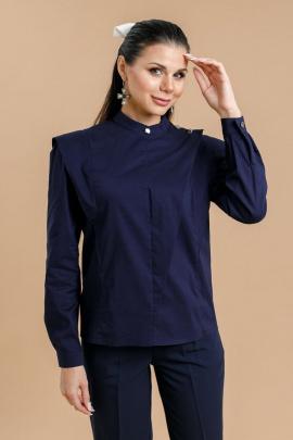 Блуза YFS 776с синий