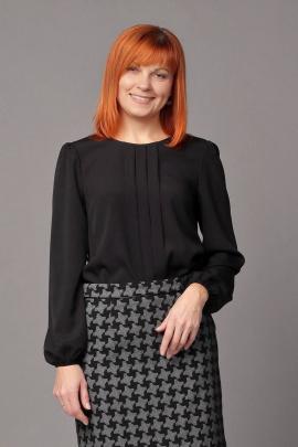 Блуза Соджи 450 черный