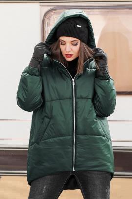 Куртка Lady Secret 7272 изумруд