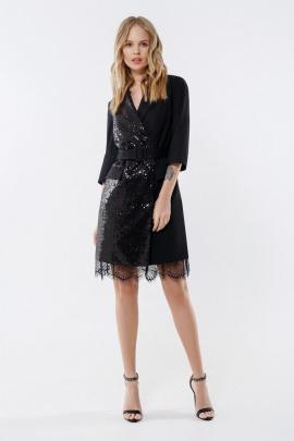 Платье PiRS 2233 черный