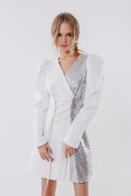 Платье PiRS 2250 молочный
