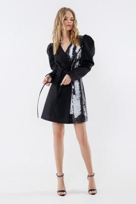 Платье PiRS 2250 черный