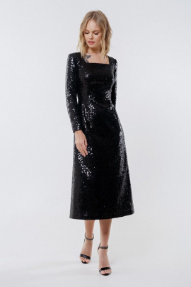 Платье PiRS 2251 черный