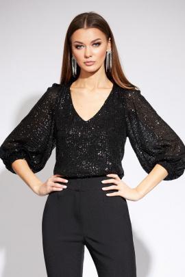 Блуза EOLA 1974 черный