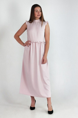 Платье VG Collection 182 пудра