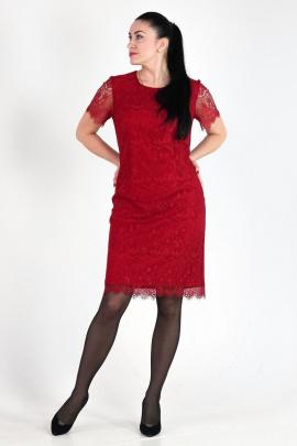 Платье VG Collection 50 красный