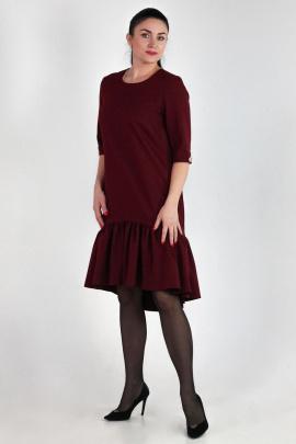 Платье VG Collection 90 бордо