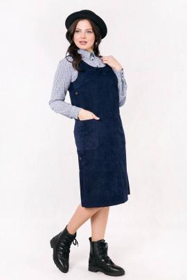 Сарафан Daloria 5018 синий
