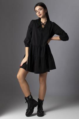 Платье VIZAVI 633 черный