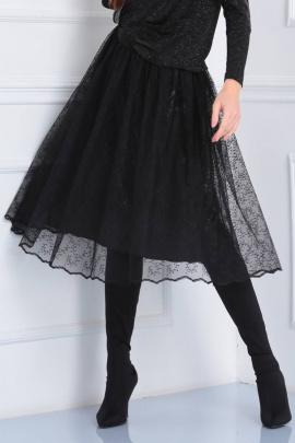 Юбка Viola Style 8103 черный
