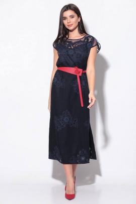 Платье Koketka i K 815 синий