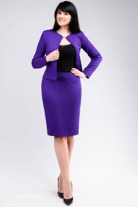 Юбка La rouge 70118 фиолетовый