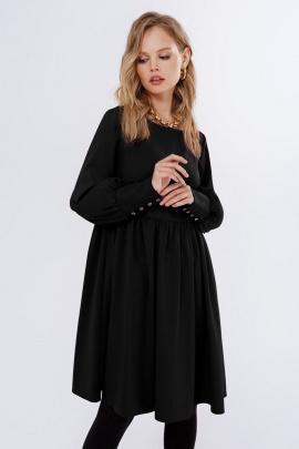 Платье PiRS 1686 черный
