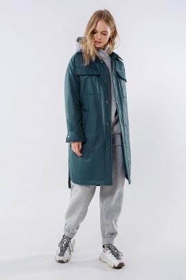 Куртка PiRS 2016 изумруд