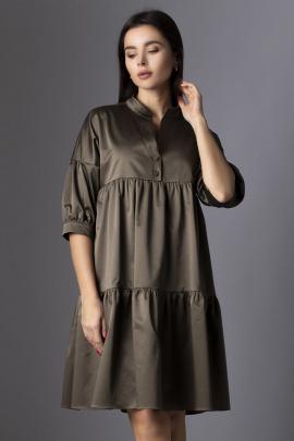 Платье VIZAVI 635 хаки