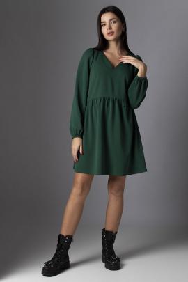 Платье VIZAVI 637 зеленый