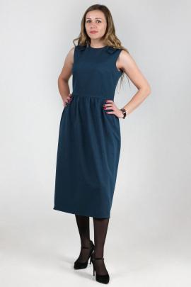 Платье VG Collection 179  зеленый