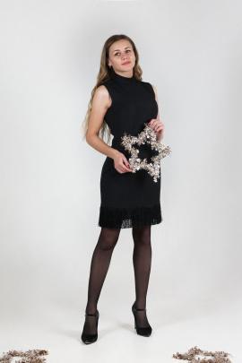 Платье VG Collection 426 черный