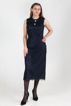 Платье VG Collection 424 синий