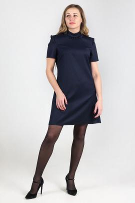 Платье VG Collection 106 синий