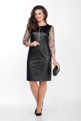 Платье TEZA 2022 черный