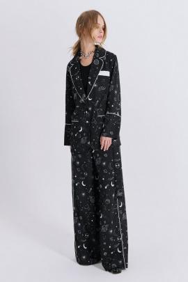 Брюки, Блуза PiRS 2271 космос