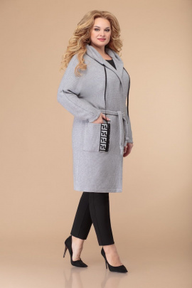 Кардиган Svetlana-Style 1484 серый