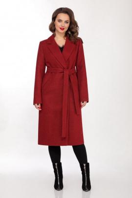 Пальто LaKona 1341 красный