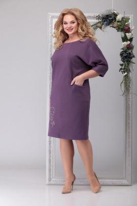 Платье Michel chic 954 фиолетовый