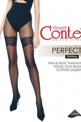 Колготки Conte Elegant Fantasy_Perfect_Nero