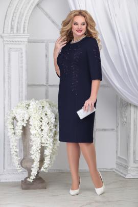 Платье Ninele 7310 синий